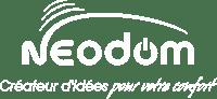 Neodom domotique Neuville 86 blanc
